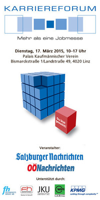 5. Karriereforum Linz
