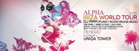 Alpha - Ibiza World Tour 2015