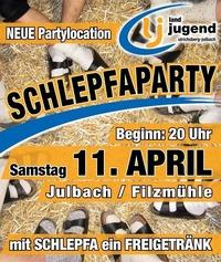 Schlepfaparty 2015@Filzmühle
