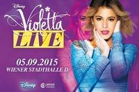 Disneys Violetta Live@Wiener Stadthalle