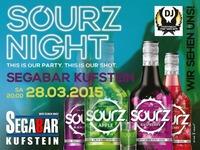 Sourz Night @Segabar Kufstein