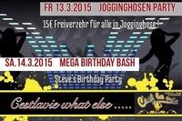 Cestlavie Jogginghosen / Steves Birthday weekend