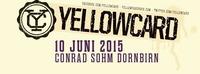 Yellowcard  @Conrad Sohm