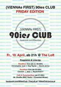 90ies Club: Friday Edition!