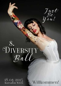 8. Diversity Ball - Just Be You@Kursalon Hübner