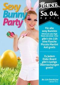 Sexy Bunny Party@Duke - Eventdisco