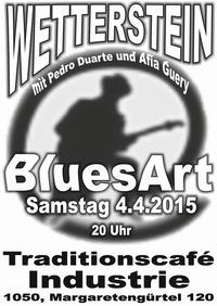 Hary Wetterstein - BluesArt@Traditionscafé Industrie