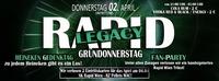 Rapid Legacy - Gründonnerstag