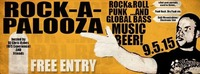 Rock-a-palooza - Eintritt Frei
