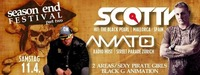 Season End Festival Part 2 mit Dj Scotty & Amato@AClub - Pfunds