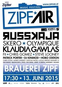 Zipf*Air Music Festival 2015@Brauerei Zipf