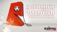 EM-Quali LIVE - Liechtenstein vs. Österreich@academy Cafe-Bar