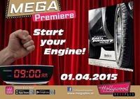 Mega Premiere: Fast and Furious 7 - Start your Engine!