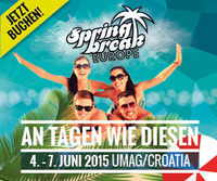 Springbreak Europe 2015@Spring Break Europe