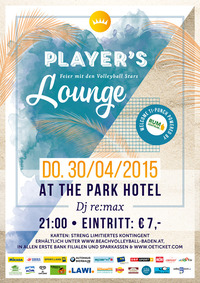 Player's Lounge @At the Park Hotel