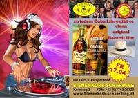 Cuba-libre-party der Sommer kann kommen