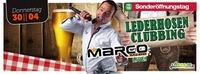 Lederhosen Clubbing - mit Marco Mzee