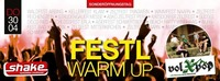 Festl Warm-up - Sonderöffnungstag