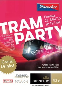 KRONEHIT Tram Party