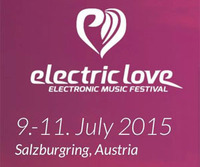 Electric Love Festival 2015@Salzburgring