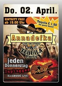 Annadefka Live@Excalibur