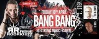 Eristoff present: Bang Bang - Electronic Music Festival