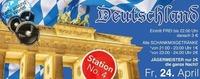 Party Around The World  Station 4: Deutschland