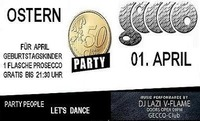 Ostern 50 Cent Party
