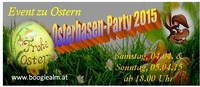 Osterhasen - Party 2015