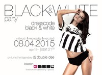 Black  White Party