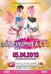 Bigcity Beasts @Gassl