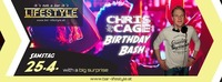 Chris Cage Birthday Bash@Lifestyle