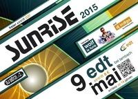 Sunrise 2015@Edt bei Lambach