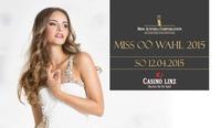 Miss Oberösterreich Wahl 2015@Casino Linz