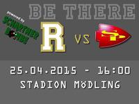 AFC Rangers Mödling - St. Pölten Invaders@Stadion Mödling