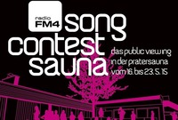 FM4 Song Contest Sauna - Das Public Viewing in der Pratersauna@Pratersauna