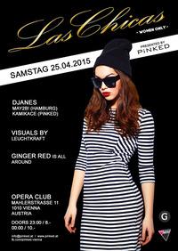 Las Chicas mit May2b! aus Hamburg