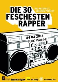 Die 30 feschesten Rapper #2@Fluc / Fluc Wanne