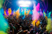 HOLI Festival der Farben Graz