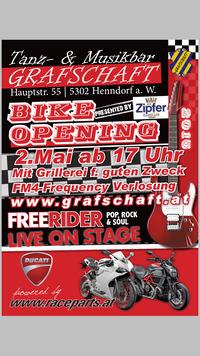 Bikeopening@Grafschaft Henndorf