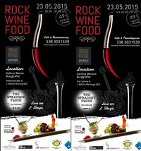 Rock Wine Food 6 @Meraner Kellerei