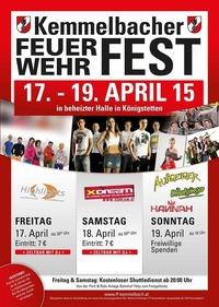 FF Fest Kemmelbach 2015@Reithalle Könnigstetten
