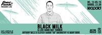Fear le Funk presents Black Milk & Live Band Nat Turner@Café Leopold