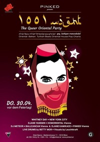 1001 Night - The Queer Oriental Party Vienna@Opera Club - OC Vienna