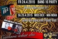 Cestlavie BANG 1Euro / MISS Bex & Mia Nova Live
