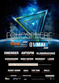 Echosphere pres. Official 1. Mai Open Air Afterparty@Flex