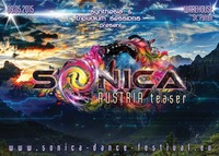 Synthesia & Tripudium Sessions present: Sonica Festival 10 Years Celebration - Austria Teaser