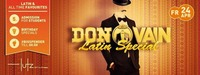 Latin Special / Don Vain