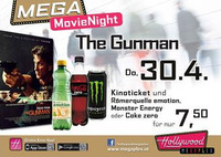 Mega MovieNight: The Gunman