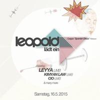Leopold lädt ein - Leyya/ Spanish Disco (Release)@Café Leopold